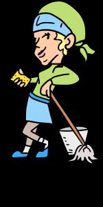 Come tenere puliti i pavimenti
